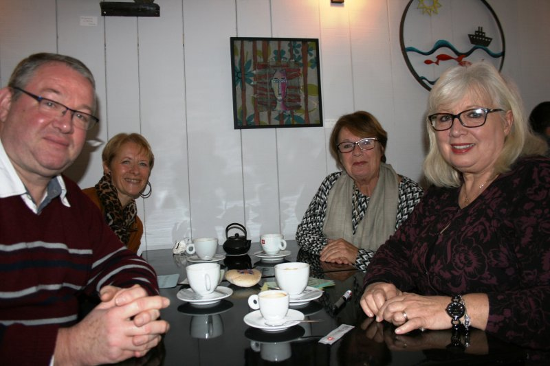 La Noue Sue Dudill Language Cafe