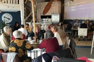 Cafe de la plage 1