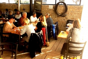 Les Q Sales Sue Dudill Language Cafe