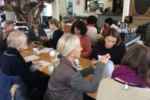 Language Cafe Ile de Re Sue Dudill 3