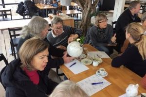 Language Cafe Ile de Re Sue Dudill