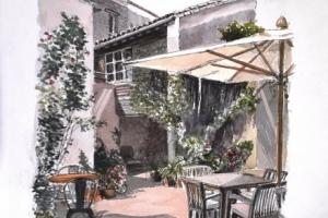 Ars Jardin 2 Sue Dudill Artiste Ile de Re