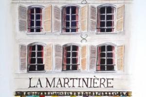 Martiniere Ile de Re Sue Dudill artiste