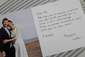 Merci from Margaux Guillaume