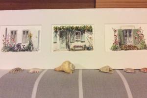 Miniature Fenetres Sue Dudill Ile de Re